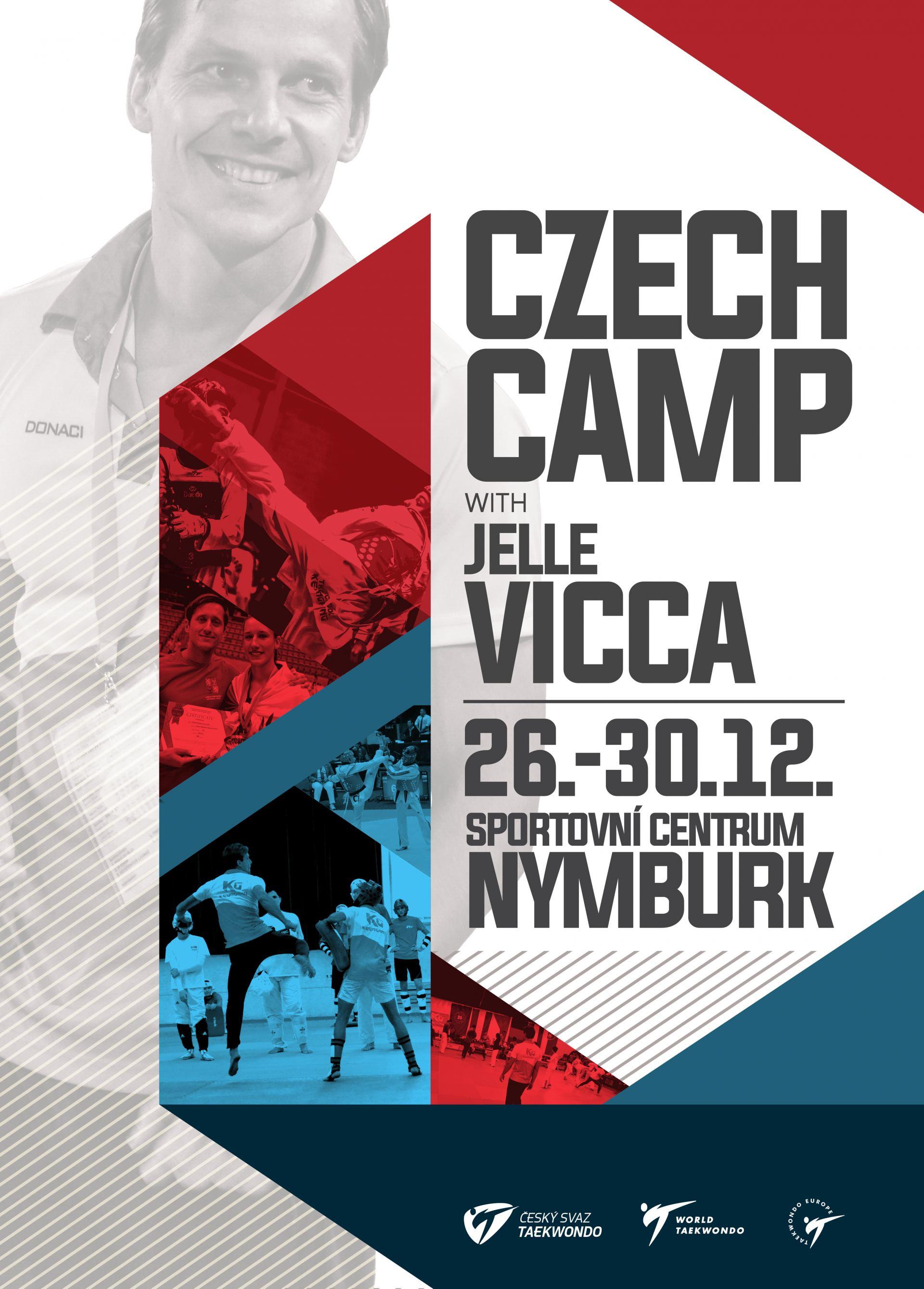 2nd CZECH international CAMP with JELLE VICCA