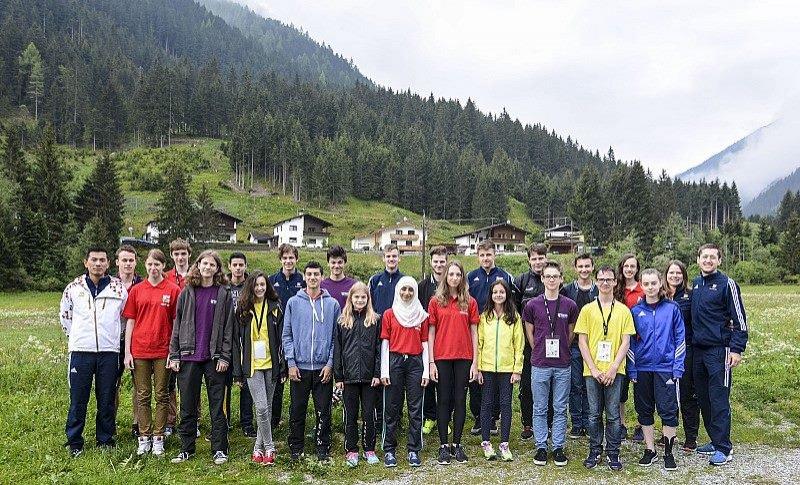 Zlato a bronz pro český tým z Austria open!