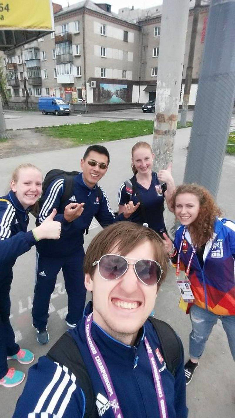 Česká výprava se vrací domů z Mistrovství světa seniorů