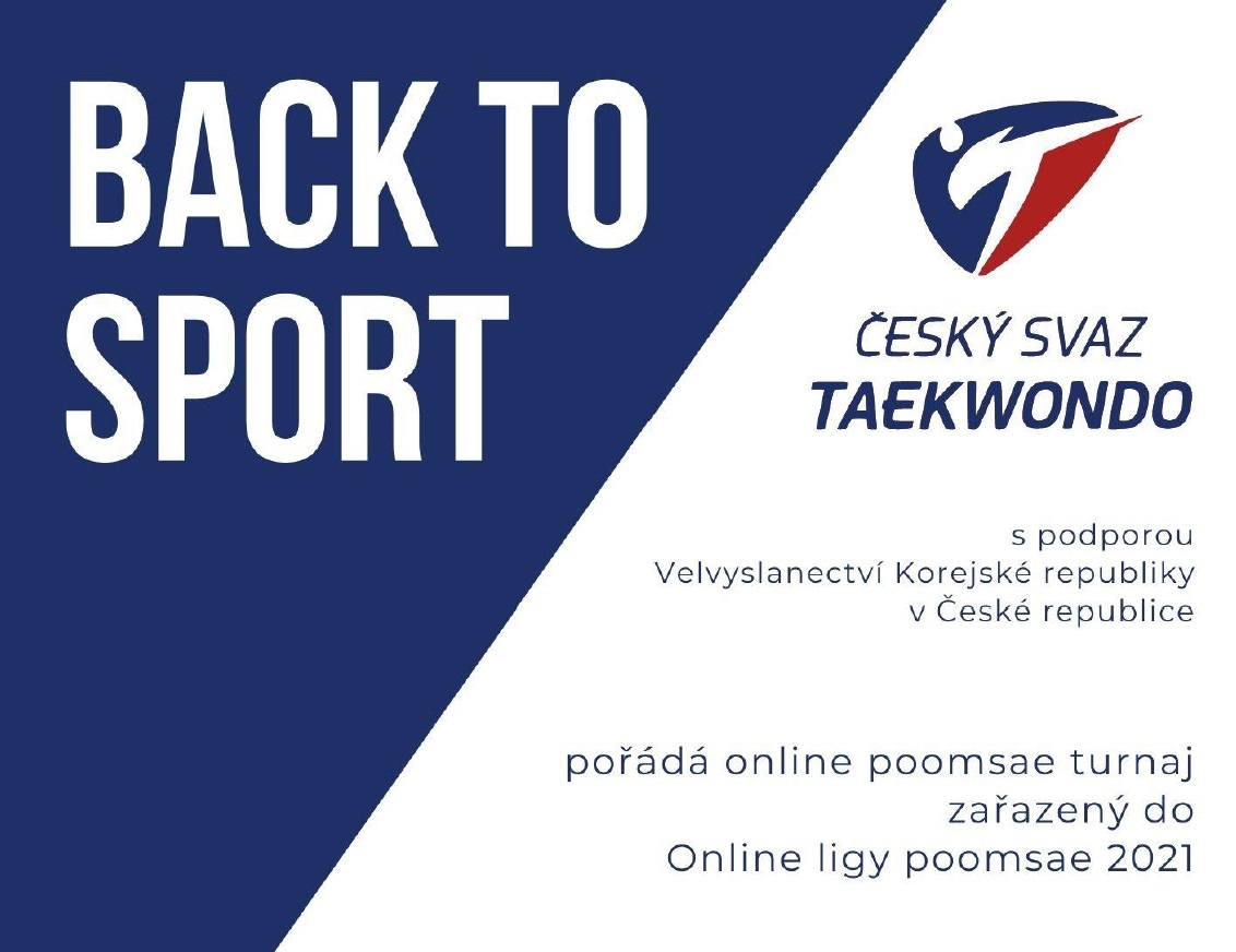 Back to sport: Online poomsae liga 2021