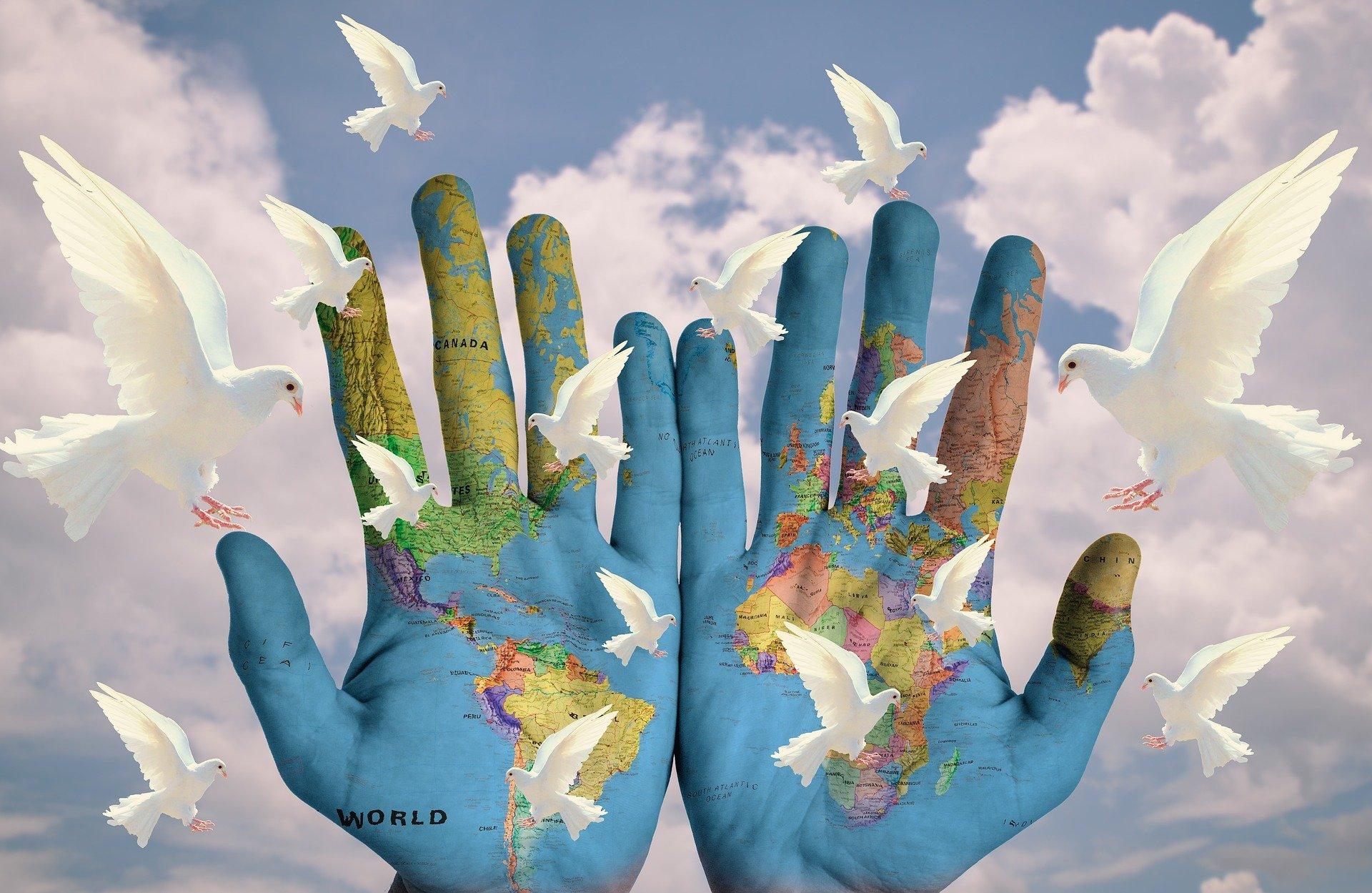 World Taekwondo Peace Festival: Pošlete nám své výtvory na téma taekwondo a mír!