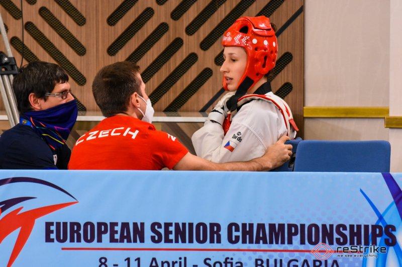 Čeští taekwondisté zabojují na Mistrovství Evropy do 21 let